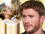"Scott Eastwood on ""The Today Show"""