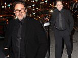 Picture Shows: Russell Crowe  April 07, 2015\n \n Russell Crowe at the 'The Water Diviner' premiere at the Landmark E Street Cinema in Washington DC.\n \n Non-Exclusive\n UK RIGHTS ONLY\n \n Pictures by : FameFlynet UK © 2015\n Tel : +44 (0)20 3551 5049\n Email : info@fameflynet.uk.com