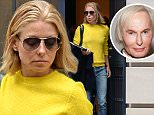 EXCLUSIVE TO INF.\nApril 7, 2015: Kelly Ripa is seen leaving her apartment this morning in New York City. Kelly is currently mourning the loss of dermatologist Dr. Fredric Brandt. Kelly tweeted this morning, 'My heart is breaking for the loss of Dr. Fredric Brandt. My friend. You will be missed forever and in my heart even longer.'\nMandatory Credit: Elder Ordonez/INFphoto.com Ref-infusny-160