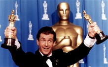 As Braveheart's director and producer, Mel Gibson collected Academy Awards for Best Director and Best Picture.