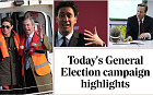 Boybands, TOWIE stars and bored schoolgirls: Video highlights from the General Election campaign