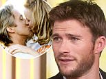 """Scott Eastwood on """"The Today Show"""""""