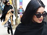 Mandatory Credit: Photo by - Ace Pictu/REX Shutterstock (4621449f)\n Vanessa Hudgens\n Vanessa Hudgens out and about, New York, America - 08 Apr 2015\n \n