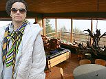 Pic shows: Bjork has owned this wooden house in a protected location alongside a lake since 2002 and has used it regularly when she is not on tour.\nWacky popstar Bjork is flogging her beautiful summer house.\nThe stunning wooden home which is set in a remote locate alongside a lake is up for grabs for just 139,386 GBP.\nThe only drawback is that you have to go to Selfossi in South East Iceland to view it.\nThe Icelandic singer and actress, aged 49, has owned the property in a protected location since 2002 and has used it regularly when she is not on tour.\nBuilt in 1965 Bjork wrote many of her hit songs there and it boasts two bedrooms, lounge, a lovely veranda and a boat house.\nIt is set opposite a beautiful lake and nestles on a hillside with access by a dirt track ñ perfect for those romantic weekends away.\nBjork, who is famous for her outlandish designs has filled it with her own quirky furnishings including sets of antlers and decorative wooden and stone furniture\nThe singer,