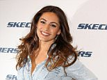 LONDON, ENGLAND - APRIL 02:  Kelly Brook attends the campaign launch for a new range of trainers featuring Sketchers Memory Foam at Sketchers in Westfield Stratford City on April 2, 2015 in London, England.  (Photo by Tim P. Whitby/Getty Images)