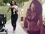 *** Fee of £200 applies for subscription clients to use images before 22.00 on 090415***\nEXCLUSIVE ALLROUNDERThe first pictures of Samantha Mumba and her first baby Sage at just 6 weeks old. Samantha was publicly breast feeding Sage in a local park to her Fontana, California home\nFeaturing: Samantha Mumba\nWhere: Fontana, California, United States\nWhen: 06 Apr 2015\nCredit: Owen Beiny/WENN.com