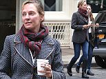 Uma Thurman and her daughter Maya Thurman-Hawke are seen strolling in Soho, New York, 7 April 2015.\n9 April 2015.\nPlease byline: Vantagenews.co.uk\nUK clients should be aware children's faces may need pixelating.