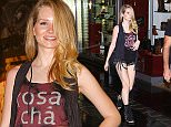 Rio de Janeiro, Brazil - Kate Moss's 16-Year-Old sister Lottie Moss brings her beauty to Brazil while promoting trendy brand Rosa Cha. Lottie, based in London, is the daughter of Kate's father and his second wife Inger, and, like her sister, is signed to Storm Model Management.\nAKM-GSI     April  8, 2015\nTo License These Photos, Please Contact :\nSteve Ginsburg\n(310) 505-8447\n(323) 423-9397\nsteve@akmgsi.com\nsales@akmgsi.com\nor\nMaria Buda\n(917) 242-1505\nmbuda@akmgsi.com\nginsburgspalyinc@gmail.com