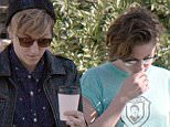 Kristen kept her head down with friend Alicia Cargile and a low-key profile grabbing coffee following reports of ex Robertís engagement to edgy R&B star FKA twigs.\nPeople magazine have reported that sources close to Kristen say she's dealing with Rob's potential engagement news well.\nApril 8, 2015 X17online.com