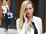 Picture Shows: Petra Nemcova  April 08, 2015\n \n Petra Nemcova spotted leaving Belstaff House in London. The blonde beauty was fashionably dressed in a cream leather jacket paired with black jeans and strappy sandals.\n \n Exclusive All Rounder\n WORLWIDE RIGHTS\n Pictures by : FameFlynet UK © 2015\n Tel : +44 (0)20 3551 5049\n Email : info@fameflynet.uk.com