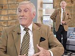 EDITORIAL USE ONLY. NO MERCHANDISING  Mandatory Credit: Photo by Ken McKay/ITV/REX Shutterstock (4619131cy)  Sir Bruce Forsyth  'This Morning' TV Programme, London, Britain. - 08 Apr 2015  SIR BRUCE FORSYTH -  Sir Bruce tells us about 70 years in showbiz.