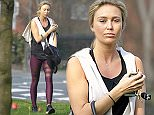 PICTURE BYLINE --- optimusimages.co.uk\nPICTURES SHOW --- WAG Alex Gerrad seen in Liverpool today at her favourite gym, Alex was dressed in some purple open leg spandex and a white hoddie over her sholders.\nDATE --- 09-04-2015\n****NOTICE, NO WEB OR TV USAGE WITHOUT PRIOR AGREEING A FEE****\n****Please Email - pictures@optimusimages.co.uk or visit  -  www.optimusimages.co.uk**** \n