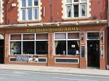 Picture shows The Harewood Arms pub in Wakefield, West Yorkshire. The gay pub has shocked it's customers by declaring it's  support for UKIP. See Ross Parry copy RPYUKIP. Ian Hinchliffe / Rossparry.co.uk