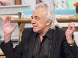 EDITORIAL USE ONLY. NO MERCHANDISING  Mandatory Credit: Photo by ITV/REX Shutterstock (4626386e)  Peter Stringfellow  'Lorraine' ITV TV Programme, London, Britain. - 09 Apr 2015  PETER STRINGFELLOW The nightclub owner has revealed that he is expecting his fourth child - at the age of 74. He's also spoken out for the first time about his secret battle with lung cancer back in 2008.