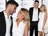 Mandatory Credit: Photo by Hordle/REX Shutterstock (4627339c)\n Jake Quickenden\n James Ingham's Jog on to Cancer Event, London Britain - 09 Apr 2015\n \n