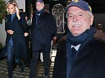 Picture Shows: John Cleese  April 08, 2015\n \n John Cleese and his wife Jennifer Wade seen leaving Scott's restaurant in London, England. The couple left in separate cars.\n \n Non Exclusive\n WORLDWIDE RIGHTS\n \n Pictures by : FameFlynet UK © 2015\n Tel : +44 (0)20 3551 5049\n Email : info@fameflynet.uk.com