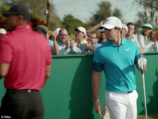 McIlroy and Woods will line up at Augusta for the Masters this week but in contrasting form