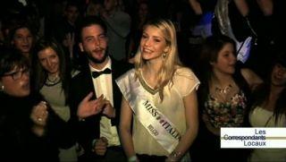 Miss Italia Charleroi et Ragazzo in Hainaut 2015