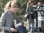 Lily James drops off some cardboard boxes into a recycling bin in London Featuring: Lily James Where: London, United Kingdom When: 10 Apr 2015 Credit: WENN.com