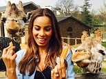 10.APRIL.2015 ROCHELLE HUMES IN THIS GREAT CELEBRITY TWITTER PICTURE! BYLINE MUST READ : SUPPLIED BY XPOSUREPHOTOS.COM *XPOSURE PHOTOS DOES NOT CLAIM ANY COPYRIGHT OR LICENSE IN THE ATTACHED MATERIAL. ANY DOWNLOADING FEES CHARGED BY XPOSURE ARE FOR XPOSURE'S SERVICES ONLY, AND DO NOT, NOR ARE THEY INTENDED TO, CONVEY TO THE USER ANY COPYRIGHT OR LICENSE IN THE MATERIAL. BY PUBLISHING THIS MATERIAL , THE USER EXPRESSLY AGREES TO INDEMNIFY AND TO HOLD XPOSURE HARMLESS FROM ANY CLAIMS, DEMANDS, OR CAUSES OF ACTION ARISING OUT OF OR CONNECTED IN ANY WAY WITH USER'S PUBLICATION OF THE MATERIAL* ***UK CLIENTS - PICTURES CONTAINING CHILDREN PLEASE PIXELATE FACE PRIOR TO PUBLICATION *** **UK CLIENTS MUST CALL PRIOR TO TV OR ONLINE USAGE PLEASE TELEPHONE  44 208 344 2007 ***