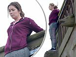 Mandatory Credit: Photo by MCPIX/REX Shutterstock (4634323f)\n Nikki Sanderson filming a stunt on All Saints Church\n 'Hollyoaks' TV seires location filming, All Saints Church, Childwall, Liverpool, Britain - 10 Apr 2015\n Nikki Sanderson, who plays Maxine, shows an incredible head for heights while filming a stunt for Hollyoaks, the storyline sees her character Maxine threaten to throw herself off a church.\n