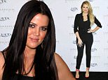Mandatory Credit: Photo by Startraks Photo/REX Shutterstock (4610353c)\nKhloe Kardashian\nULTA Beauty & Khloe Kardashian celebrate the launch of The Kardashian Beauty, Los Angeles, America - 02 Apr 2015\n\n