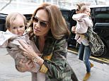 EXCLUSIVE: Tamara Ecclestone arriving with baby Sophia at The Ivy Chelsea Gardens, London UK.\n\nPictured: tamara ecclestone\nRef: SPL994863  100415   EXCLUSIVE\nPicture by: Brett / Splash News\n\nSplash News and Pictures\nLos Angeles: 310-821-2666\nNew York: 212-619-2666\nLondon: 870-934-2666\nphotodesk@splashnews.com\n