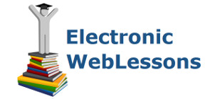 Electronic WebLessons