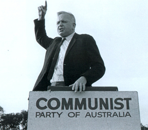 Rupert Lockward at the Domain: