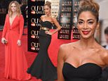 12th April 2015:\\n\\nThe Olivier Awards 2015 held at Royal Opera House, Covent Garden, London.\\n\\nHere: Nicole Scherzinger\\n\\nCredit: Justin Goff/Goffphotos.com\\n