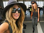 Los Angeles, CA - Part 2 - Nicole Scherzinger gives thumbs up and a peace sign when someone suggests she needs to get back with ex boyfriend Lewis Hamilton and make beautiful babies, as she heads tru LAX Airport.\nAKM-GSI          April 11, 2015\nTo License These Photos, Please Contact :\nSteve Ginsburg\n(310) 505-8447\n(323) 423-9397\nsteve@akmgsi.com\nsales@akmgsi.com\nor\nMaria Buda\n(917) 242-1505\nmbuda@akmgsi.com\nginsburgspalyinc@gmail.com