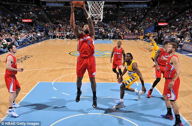 The Los Angeles Clippers were far too strong for the Denver Nuggets in a 107-92 victory
