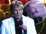 EXCLUSIVE: Barry Manilow performed to a sell out crowd at MGM Grand in Las Vegas. He proudly wore his wedding ring as he performed many of his greatest hits to his fans.\n\nPictured: Barry Manilow\nRef: SPL880496  110415   EXCLUSIVE\nPicture by: EBLV /  / Splash News\n\nSplash News and Pictures\nLos Angeles: 310-821-2666\nNew York: 212-619-2666\nLondon: 870-934-2666\nphotodesk@splashnews.com\n