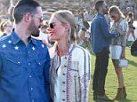 Kate Bosworth and Michael Polish looking very in love still at Coachella. april 11, 2015\nX17online.com\n