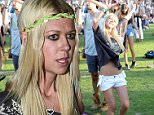 EXCLUSIVE: Tara Reid is spotted dancing around to the music of Hozier on Day 2 of the Coachella Music Festival in Indio, Ca\n\nPictured: Tara Reid\nRef: SPL997046  120415   EXCLUSIVE\nPicture by: London Entertainment /Splash\n\nSplash News and Pictures\nLos Angeles: 310-821-2666\nNew York: 212-619-2666\nLondon: 870-934-2666\nphotodesk@splashnews.com\n