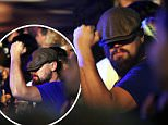 "THERMAL, CA - APRIL 11:  Actor Leonardo DiCaprio attends the Neon Carnival with PacSun, ""Dope the Movie and Tequila Don Julio at the Thermal Hangar on April 11, 2015 in Thermal, California.  (Photo by Jesse Grant/Getty Images for NEON CARNIVAL)"