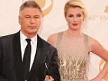 LOS ANGELES, CA - SEPTEMBER 22:  Alec Baldwin and Ireland Baldwin arrives at the 65th Annual Primetime Emmy Awards at Nokia Theatre L.A. Live on September 22, 2013 in Los Angeles, California.  (Photo by Steve Granitz/WireImage)