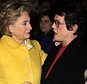 NEW YORK - NOVEMBER 24:  United States Senator Hillary Clinton, and former pro tennis star, Billie Jean King, attend the 2008 Randall's Island Sports Foundation Champion's for Children's Gala at the Plaza on November 24, 2008 in New York City.  (Photo by Gary Gershoff/WireImage) *** Local Caption *** Hillary Clinton;Billie Jean King