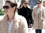 Mandatory Credit: Photo by Startraks Photo/REX Shutterstock (4642690e)\n Anne Hathaway and Adam Shulman\n Anne Hathaway and Adam Shulman out and about, New York, America - 12 Apr 2015\n Anne Hathaway and Adam Shulman in Greenwich Village\n