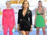 2015 MTV MOVIE AWARDS\nFeaturing: Jennifer Lopez\nWhere: Los Angeles, California, United States\nWhen: 12 Apr 2015\nCredit: FayesVision/WENN.com