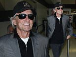 Michael Douglas is seen arriving at LAX airport, 11 April 2015.\n12 April 2015.\nPlease byline: Vantagenews.co.uk