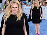 Mandatory Credit: Photo by Stewart Cook/REX Shutterstock (4642685k)\n Rebel Wilson\n MTV Movie Awards, Arrivals, Los Angeles, America - 12 Apr 2015\n \n
