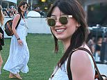 Picture Shows: Daisy Lowe  April 13, 2015    Celebrities at Day 3 of first weekend of The Coachella Valley Music and Arts Festival in Indio, California. Many celebrities were seen enjoying the popular festival.    Non-Exclusive  UK Rights Only    Pictures by : FameFlynet UK © 2015  Tel : +44 (0)20 3551 5049  Email : info@fameflynet.uk.com