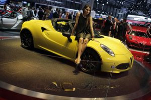 Hottest cars at the Geneva Motor Show