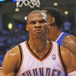Russell Westbrook, NBA, Playoffs, New, 54, career high