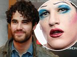 """NEW YORK, NY - APRIL 06:  Darren Criss attends """"Ex Machina"""" New York Premiere at Crosby Street Hotel on April 6, 2015 in New York City.  (Photo by Rob Kim/Getty Images)"""