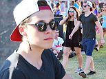 Brooklyn Beckham with a mystery girl at Coachella Music Festival in Indio, CA.  Pictured: Brooklyn Beckham Ref: SPL997818  120415   Picture by: Splash News  Splash News and Pictures Los Angeles: 310-821-2666 New York: 212-619-2666 London: 870-934-2666 photodesk@splashnews.com