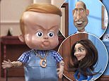 Embargo 00.01 15/04/15. ITV grab image from Newzoids programme - shows Prince George, Prince William and Duchess of Cambridge  (3).jpg
