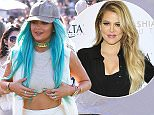Picture Shows: Kylie Jenner  April 10, 2015    Celebrities at Day 1 of the first weekend of The Coachella Valley Music and Arts Festival in Indio, California.     Non-Exclusive  UK RIGHTS ONLY    Pictures by : FameFlynet UK © 2015  Tel : +44 (0)20 3551 5049  Email : info@fameflynet.uk.com