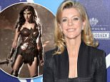 Mandatory Credit: Photo by Rob Latour/REX Shutterstock (4439055y).. Michelle MacLaren.. UNITE4:HUMANITY event, Los Angeles, America - 19 Feb 2015.. ..